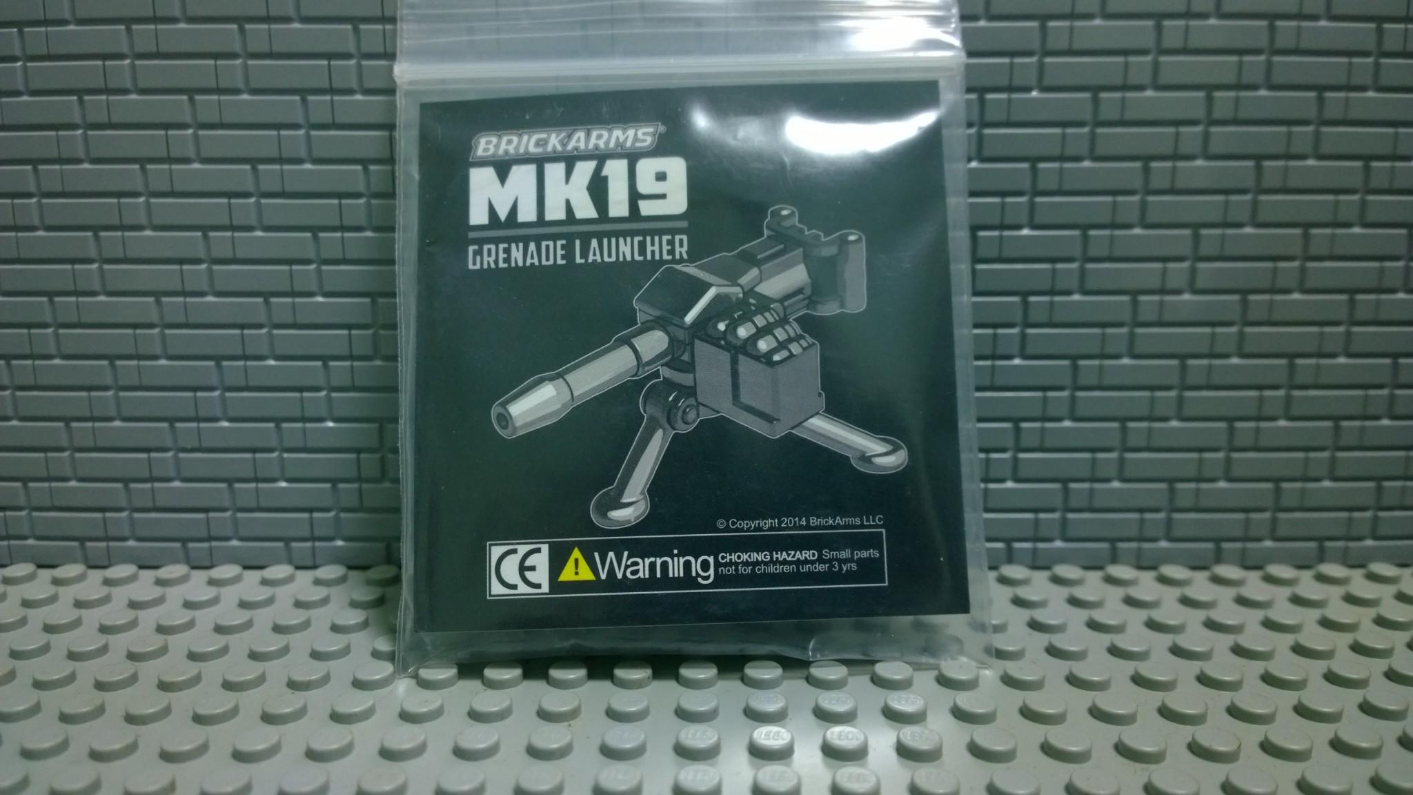 Enlightone: Mk19 Grenade Launcher